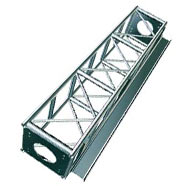 "6"" Welded I-Beam Track Systems"