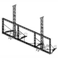Self-Erecting Ground Support Systems
